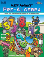 Math Phonics Pre-Algebra (Enhanced eBook)
