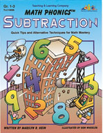 Math Phonics Subtraction (Enhanced eBook)