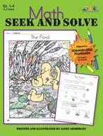 Math Seek and Solve (Enhanced eBook)