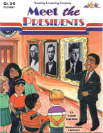 Meet the Presidents (Enhanced eBook)