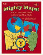 Mighty Maps! (Enhanced eBook)
