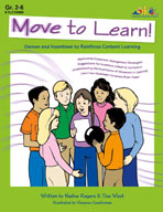 Move to Learn! (Enhanced eBook)