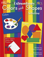 Mrs. E's Extraordinary Colors and Shapes Activities (Enhanced eBook)