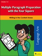 Multiple Paragraph Preparation with the Four Square