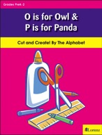 O is for Owl & P is for Panda