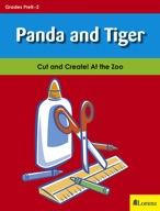 Panda and Tiger