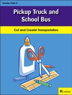 Pickup Truck and School Bus