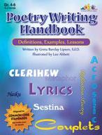 Poetry Writing Handbook (Enhanced eBook)