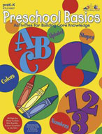 Preschool Basics (Enhanced eBook)