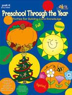 Preschool Through the Year (Enhanced eBook)