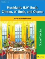 Presidents H.W. Bush, Clinton, W. Bush, and Obama