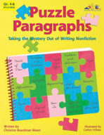 Puzzle Paragraphs (Enhanced eBook)