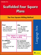 Scaffolded Four Square Plans
