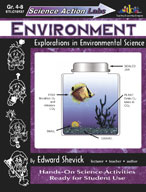 Science Action Labs Environment (Enhanced eBook)