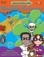 Science Action Labs Health Science (Enhanced eBook)