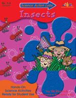 Science Action Labs Insects (Enhanced eBook)