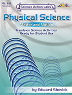 Science Action Labs Physical Science (Enhanced eBook)