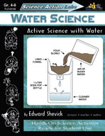 Science Action Labs Water Science (Enhanced eBook)