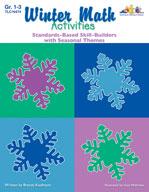 Seasonal Math Activities - Winter (Enhanced eBook)