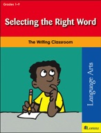 Selecting the Right Word