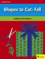 Shapes to Cut: Fall