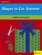 Shapes to Cut: Summer