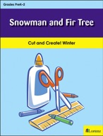 Snowman and Fir Tree
