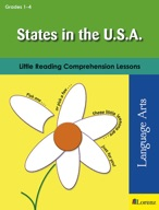 States in the U.S.A.