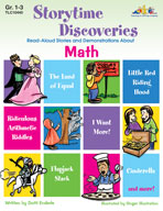 Storytime Discoveries: Math (Enhanced eBook)