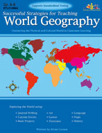 Successful Strategies for Teaching World Geography (Enhanced eBook)