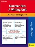 Summer Fun: A Writing Unit