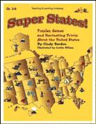 Super States! (Enhanced eBook)