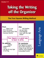 Taking the Writing off the Organizer