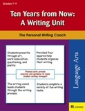 Ten Years from Now: A Writing Unit