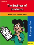 The Business of Brochures for Grades 1-4