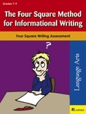 The Four Square Method for Informational Writing