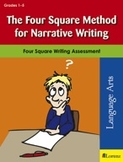 The Four Square Method for Narrative Writing