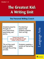 The Greatest Kid: A Writing Unit