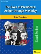 The Lives of Presidents: Arthur through McKinley