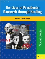 The Lives of Presidents: Roosevelt through Harding