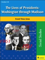 The Lives of Presidents: Washington through Madison