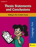 Thesis Statements and Conclusions