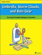 Umbrella, Storm Clouds, and Rain Gear