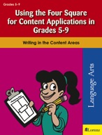 Using the Four Square for Content Applications in Grades 5-9