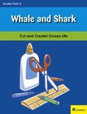 Whale and Shark