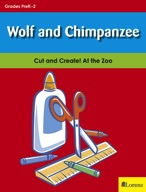 Wolf and Chimpanzee