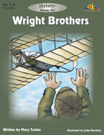 Wright Brothers (Enhanced eBook)