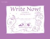 Write Now! (Enhanced eBook)
