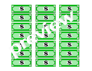 behavior management ETM money board