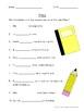 ÊTRE (au present) - grammar notes and activities